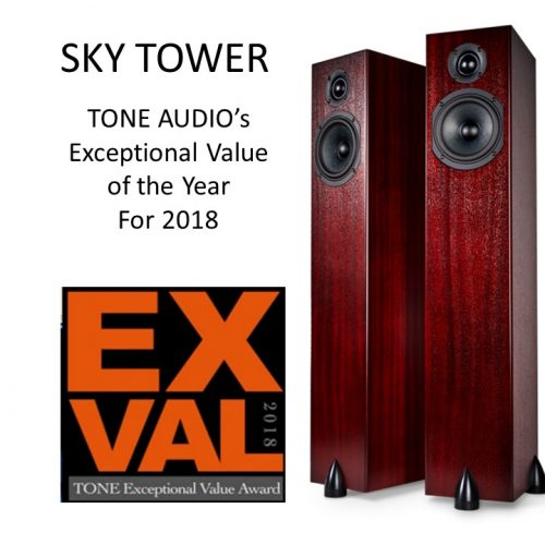 SKY TOWER wins Exceptional Value Award