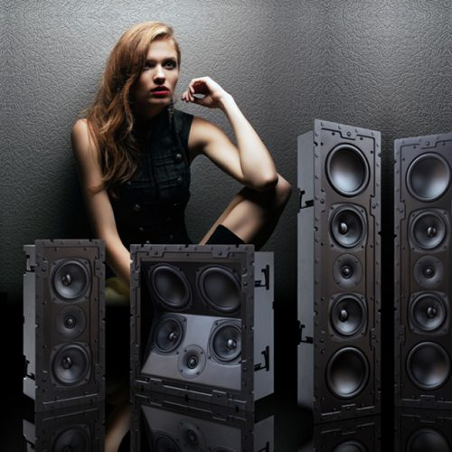 How To Choose In-Wall, On-Wall, and In-Ceiling Speakers