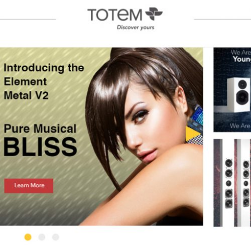 Totem Launches New Website!