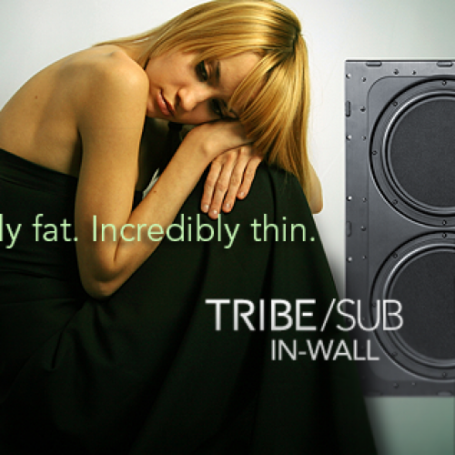 Tribe Sub In-Wall
