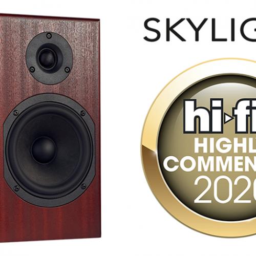 High Commendation for Skylight